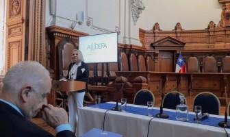Crònica del II Congrès Internacional AIJUDEFA (4-6/12/19)