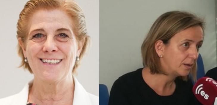 Mercè Mira i Maria Antonia Mateu, ponents del Curs d'Alta Especialització en Dret de Família de la UCM