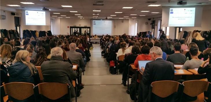 Crònica: Projecte EUFam's - Conferència final a Milà