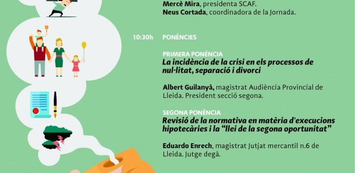 Jornada a Lleida (24/4/2015 Aula Magna IEI)