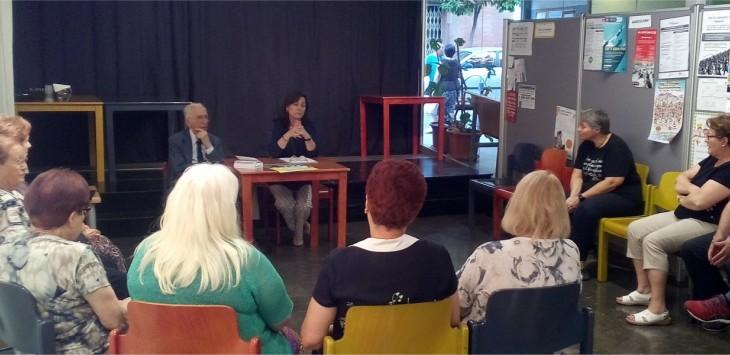 Nota: Xerrada al centre cultural Ton i Guida de Barcelona (25/5/2017)