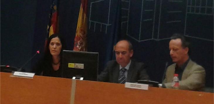 Encuentro del CGPJ con Abogados de Familia (València - 2014)